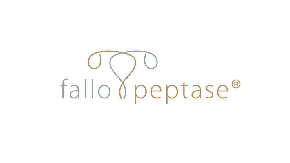 Projekt graficzny logo logotyp Fallo Peptase
