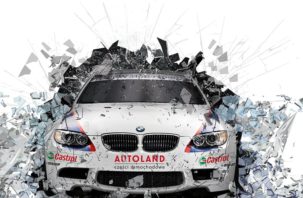 Projekt witryny sklepowej Autoland